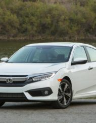 civic 2016 front