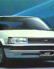 corolla 1986