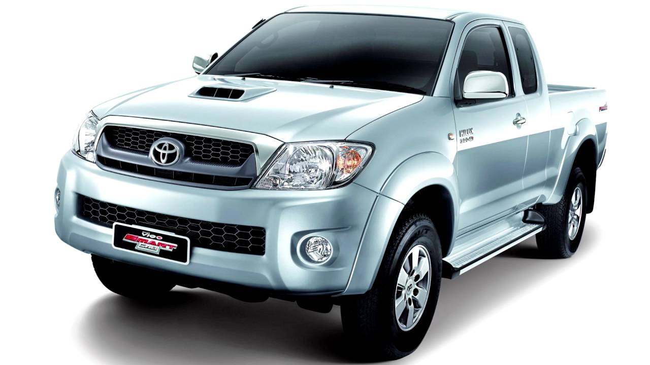 Backlight Toyota Hilux 2010 Fiam Autoparts